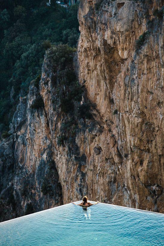 Monastero Santa Rosa Hotel - Amalfi coast Italy . Trip List . Wanderlust . Travel Destinations . Italian Holidays .