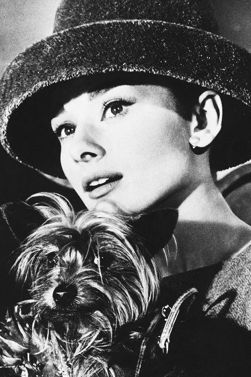 Audrey Hepburn <3 1957. This photo's always been a favorite!
