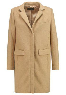 Esprit Collection Cappotto classico - camel a € 64,00 (26/02/16) Ordina senza spese di spedizione su Zalando.it
