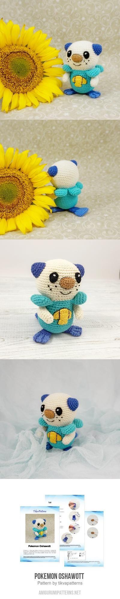 440 best Pokémon crochet images on Pinterest | Crochet patterns ...