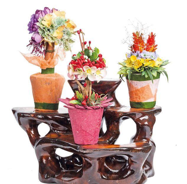 Sculpturing plant