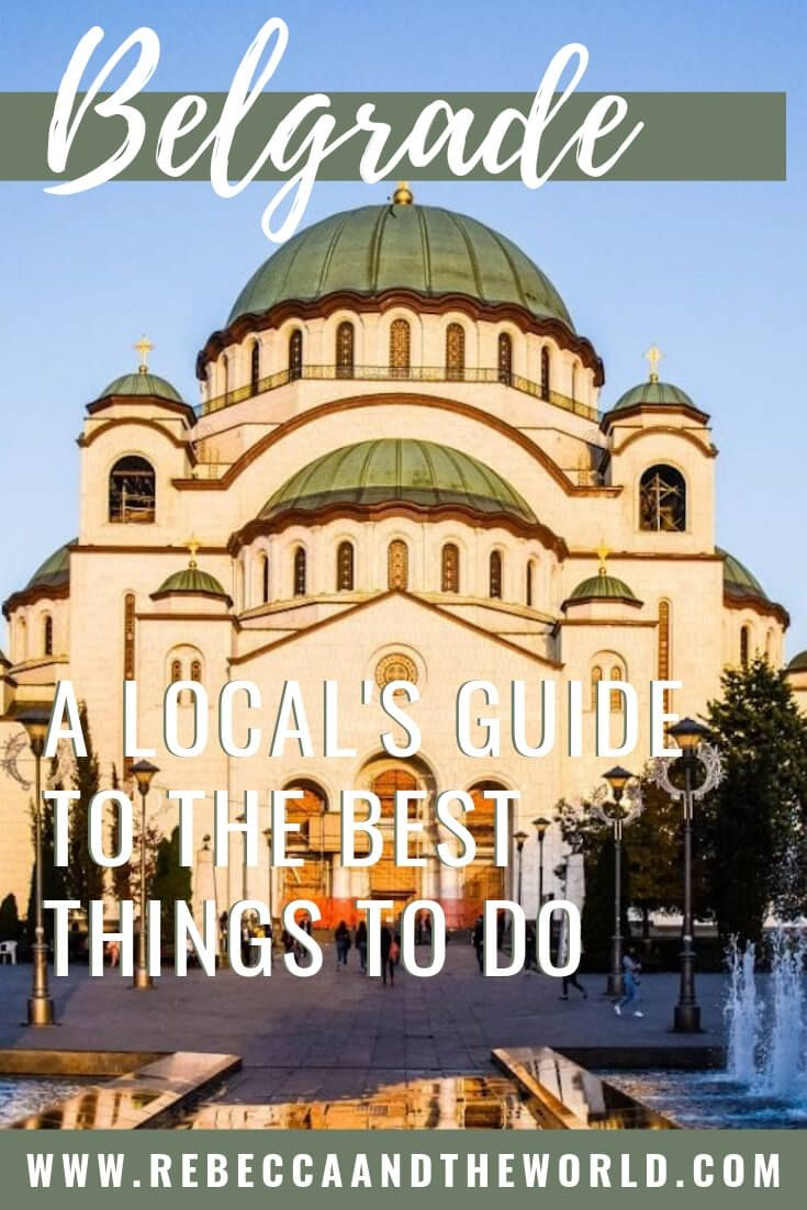 Insider guide to Belgrade, Serbia | Europe Travel | Travel, Travel