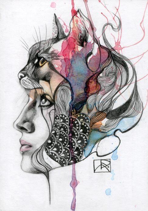 lohrien: Illustrations byPatricia Ariel ... | AFA - art for adults