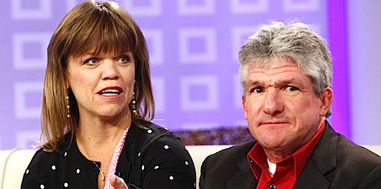 'Little People, Big World' Stars Matt And Amy Roloff Separate