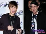 Charlie Sheen Tweets Personal Phone Number Intended For Justin Bieber