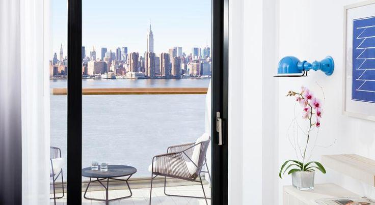 Booking.com: Hôtel The William Vale - Brooklyn, USA