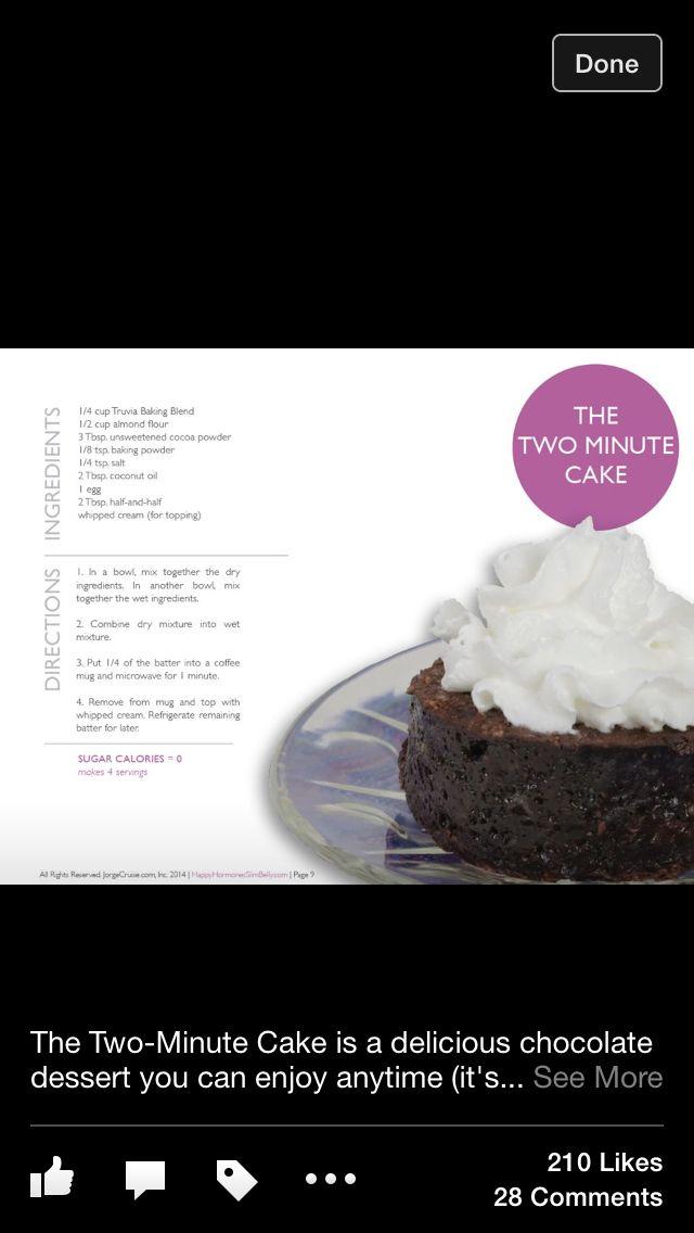 Jorge Cruise chocolate cake