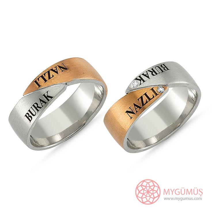 Gümüş Alyans MYA1012   #gümüş #alyans #çelik #yüzük #ring #wedding #evlilik #düğün #söz #nişan #mygumus #mygumuscom #çift #erkek #kadın #woman #man #moda #takı #jewellry