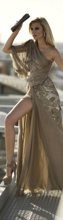 ELIE SAAB FW 2011/12 Jani Lopez!!!