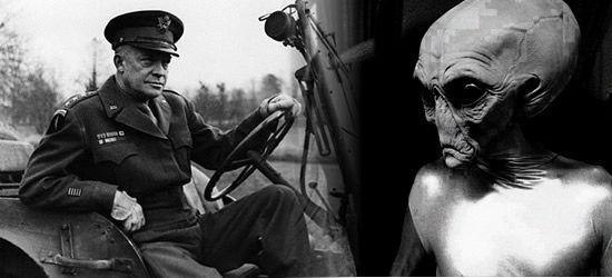 Η ΜΟΝΑΞΙΑ ΤΗΣ ΑΛΗΘΕΙΑΣ: Οι εξωγήινοι και οι πρόεδροι των ΗΠΑ