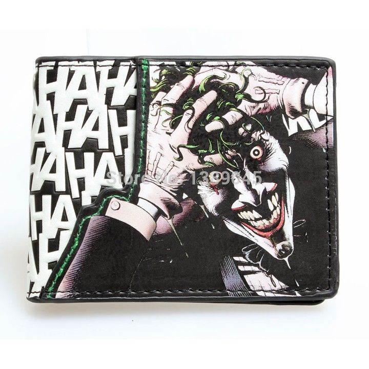 Joker Wallet at $ 19.60 USD  Tag a friend who would love this!  FREE Shipping Worldwide  We accept PayPal and Credit Cards.  Buy one here---> https://ibatcaves.com/joker-wallet/  #Batman #dccomics #superman #manofsteel #dcuniverse #dc #marvel #superhero #greenarrow #arrow #justiceleague #deadpool #spiderman #theavengers #darkknight #joker #arkham #gotham #guardiansofthegalaxy #xmen #fantasticfour #wonderwoman #catwoman #suicidesquad #ironman #comics #hulk #captainamerica #antman #harleyquinn