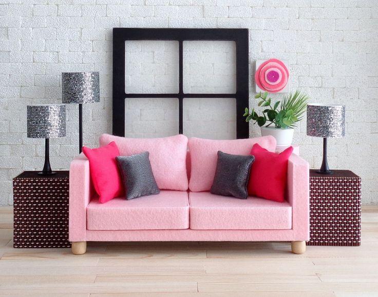 135 best 1:6 Handmade, modern Doll Furniture & Diy accessories ...
