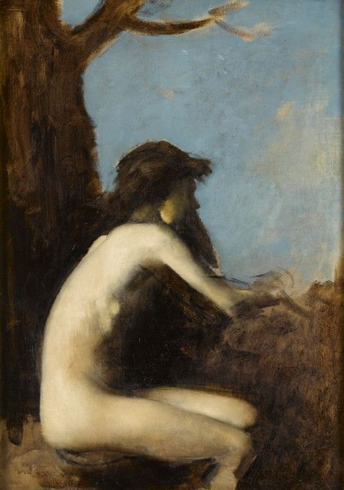 L'Enfant Prodigue, vers 1882  Jean-Jacques Henner (1829-1905),   Paris, musée national Jean-Jacques Henner: