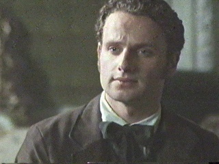 Jonathan Frost in A Winter Night's Tale - Andrew Lincoln