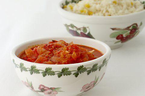 Tamatiesmoor (Sheba Sauce) | Rainbow Cooking