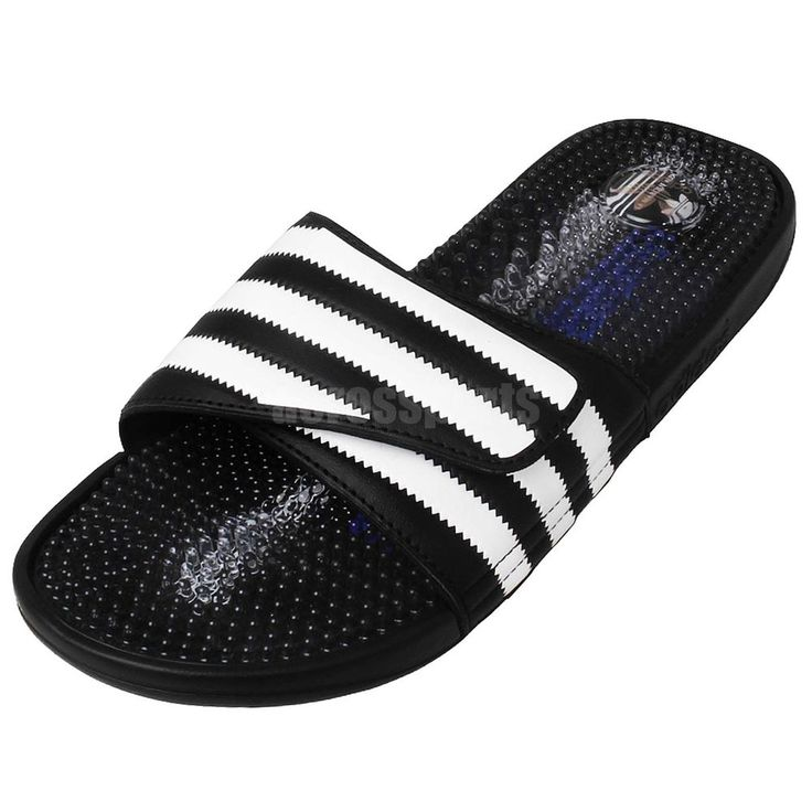 adidas originals adilette mens black
