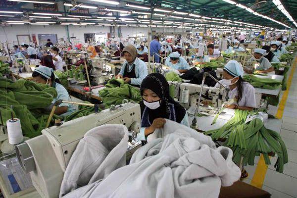SEKTOR RIIL: Investasi Jateng Didominasi Industri Padat Karya