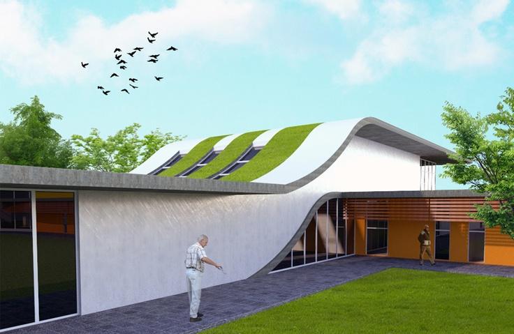 Propuesta arquitectónica para el Centro de Desarrollo Integral para Adultos Mayores del estado de Jalisco.