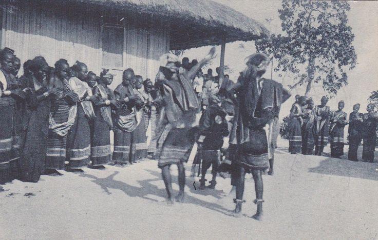 Timor Leste - Um Tebedai (Dança Indígena)