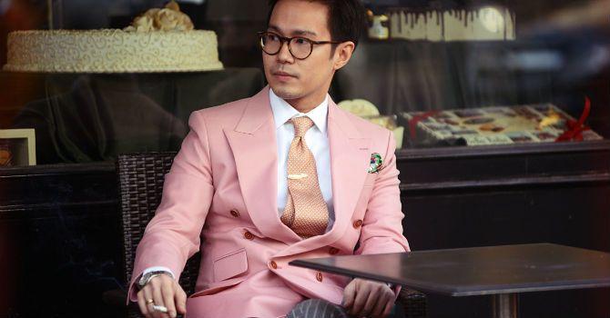 Så Kan Du Bära Rosa Som Man  Våga Tänka Nytt