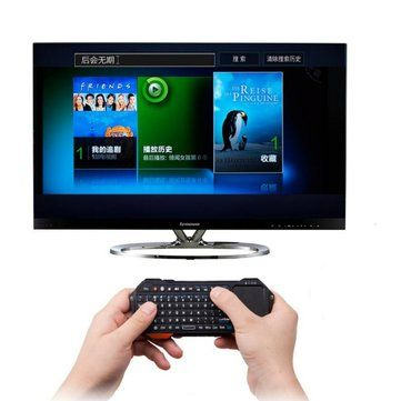 Mini Bluetooth Wireless Keyboard Touchpad Mouse For iPad PC - US$18.99