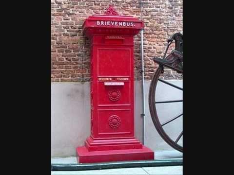Liedje: de brievenbus die niet meer wou.