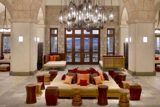 The Westin Resort, Costa Navarino - Hotel Lobby, Thomas Cook, Scott Dunn
