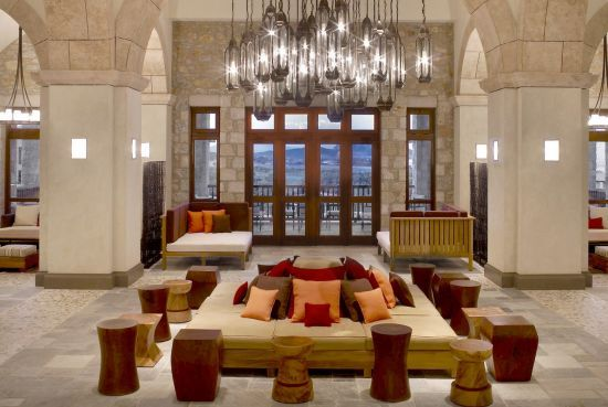 The Westin Resort, Costa Navarino - Hotel Lobby, Thomas Cook, Scott Dunn