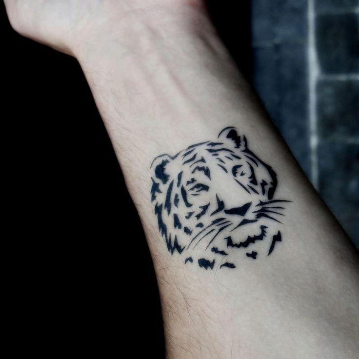 Tatouage Tete De Tigre Steadlane Club