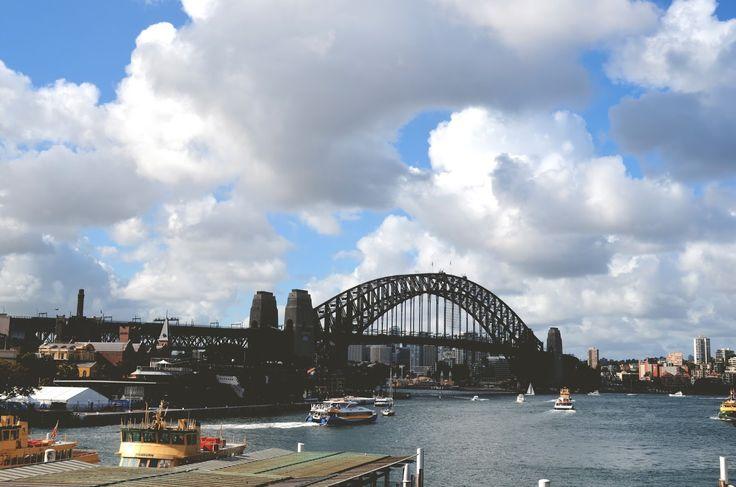 Sydney Harbor Bridge Travel