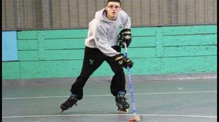 Apprendre le roller-hockey