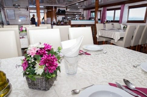 Typical A+ Ship | Dining Room | Adriatic Cruise | Balkan Escape
