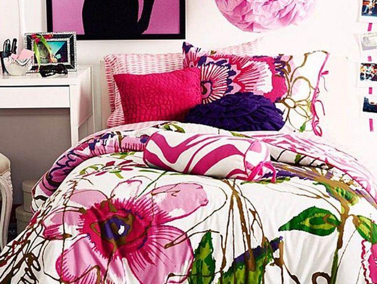 Best Emilys Bedroom Ideas Images On Pinterest Bedroom Ideas - Stylish bedding for teen girls