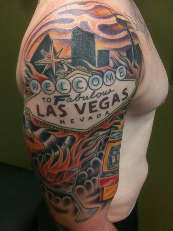 1000 images about las vegas sleeve on pinterest las