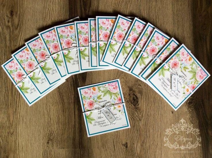 Invitații de nuntă confecționate Handmade! Tel: 0683 38 555 Prețuri și modele: http://elleyna.weebly.com/invitatii-de-nunta.html