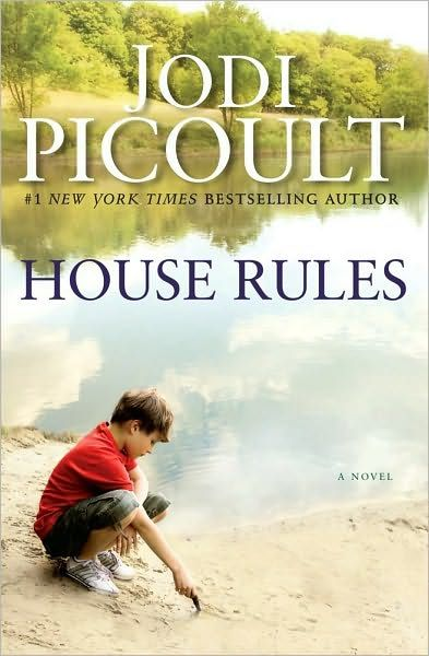 Another great Picoult novel! I'm so happy that someone finally chose to write about mental illness in young adults--it's such a controversial subject, and the stigma associated with it really should be taken away.: Worth Reading, Aspergers, Books Worth, Jodi Picoult, House Rules, Favorite Book