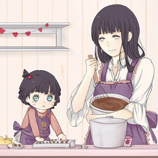 Yamanaka Ino By Rice Su On Deviantart: Uzumaki Hime By Mikayeel.deviantart.com On @DeviantArt