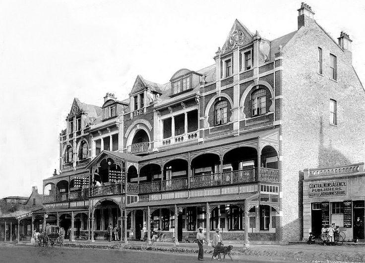 Transvaal Hotel, Pretoria | Flickr - Photo Sharing!