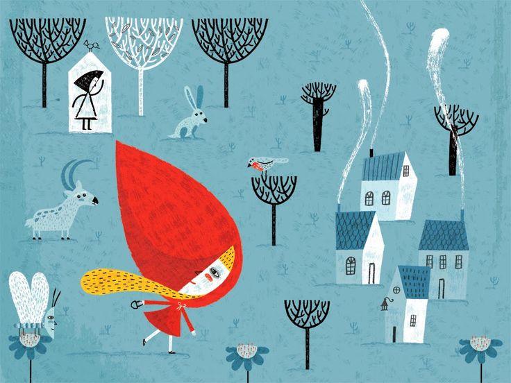 Canas Verdes: Una pareja ilustrada: Paloma Valdivia y Carles Ballesteros