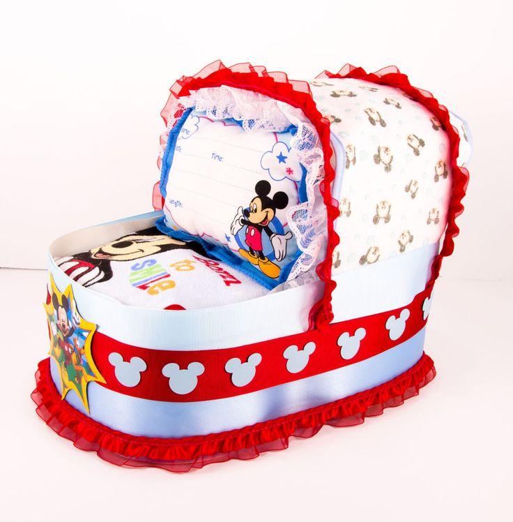 Mickey Mouse Boy Cake