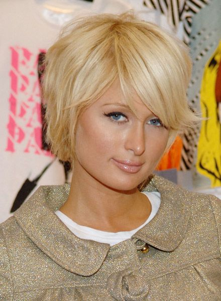 paris+hilton+short+hair | Paris Hilton hair3 Paris Hilton Hair