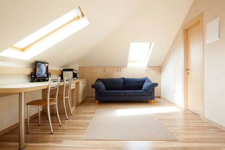18 Attic Rooms, Designs and Space Ideas