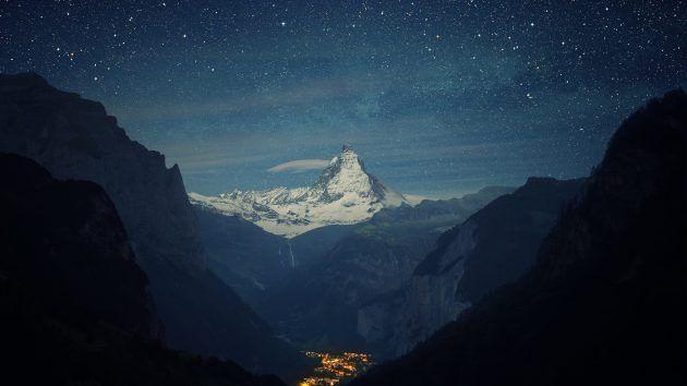 Прекрасные горные пейзажи для вашего рабочего стола и экрана блокировки - Лайфхакер