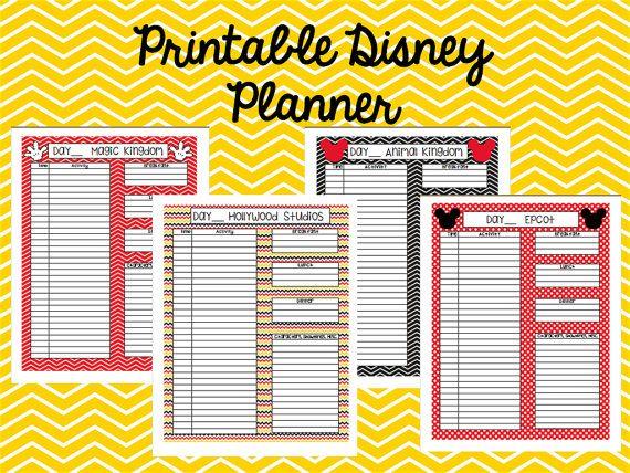 1000+ ideas about Disney Planner on Pinterest   Disney ...