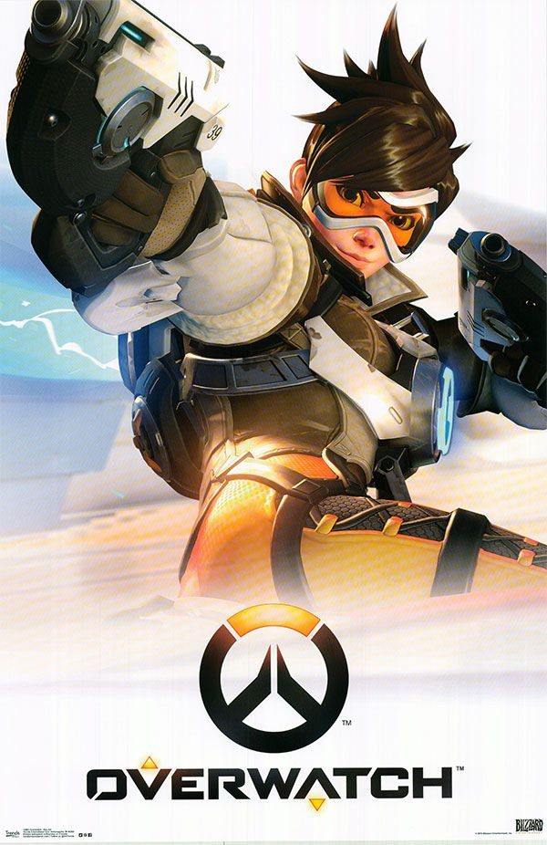 Overwatch Posters & Wall Art Prints | Buy Online at ...