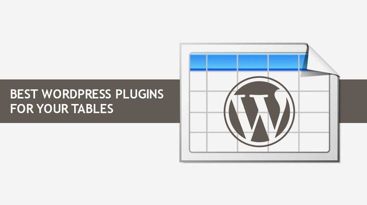Want to insert a pricing table in your wordpress post but not sure which are Best WordPress Table Plugins. Here are some WordPress Table Plugin options.
