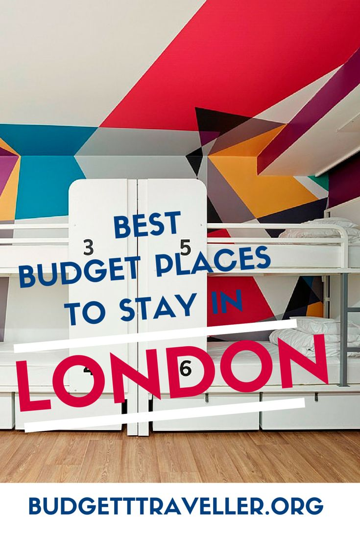 Love London? Finding good value budget stylish accommodation in London can be a nightmare so here are my 7 best budget places to stay.