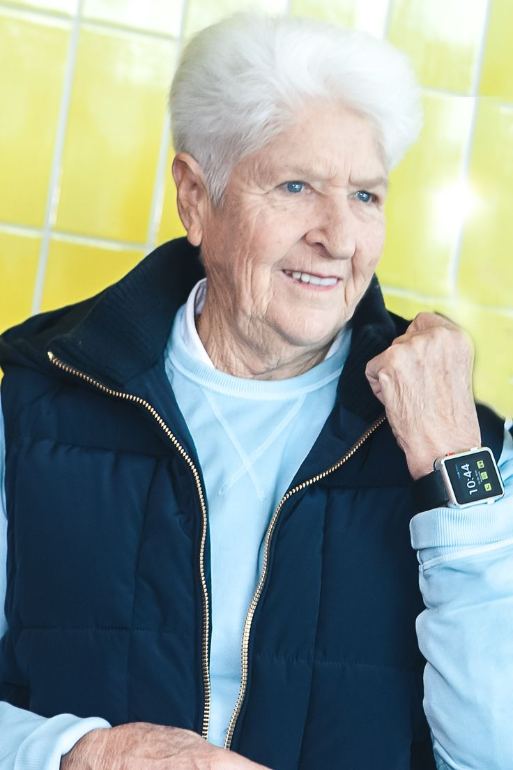 Legendary Olympian Dawn Fraser and the DV1000 Campaign