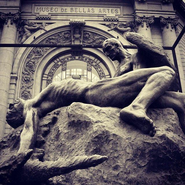 https://flic.kr/p/tZL3by | Museo de Bellas Artes #Santiago #Chile #travel #world