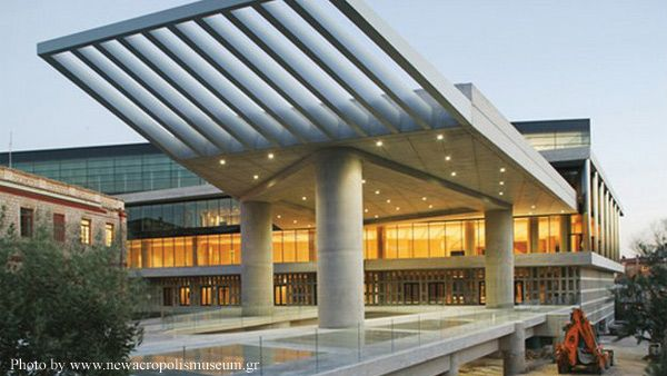 Acropolis Museum in Athens Greece   Travel Greece